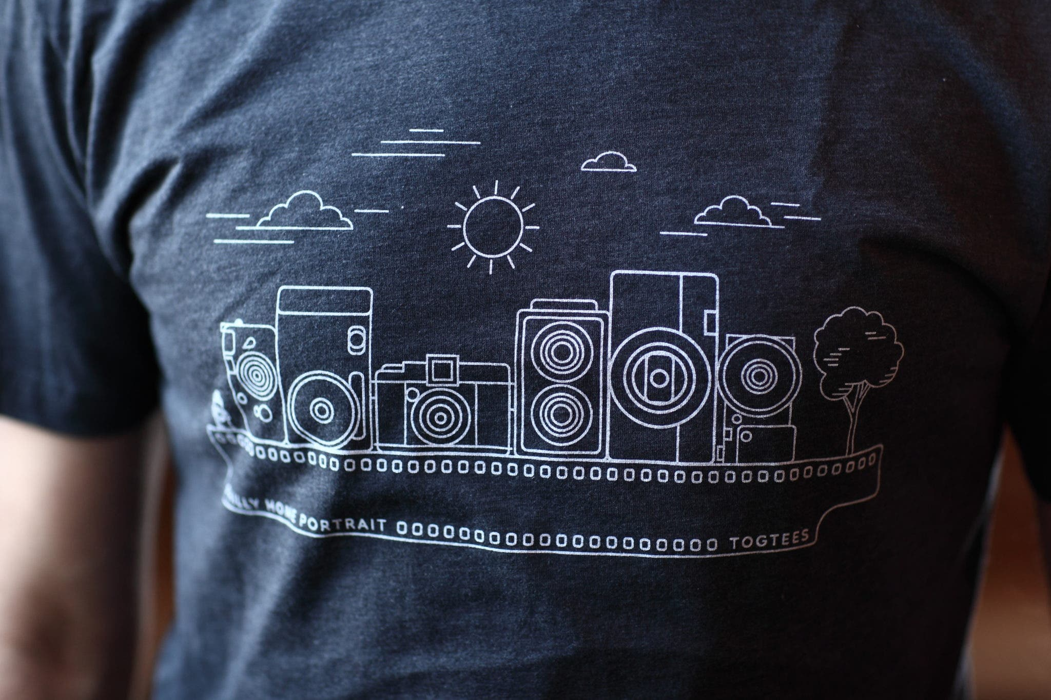 Wear Your Love for Photography with TogTees Shirts (and Stuff)