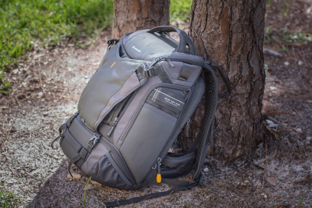 Four Camera Bags to Hit the Trails With This Fall