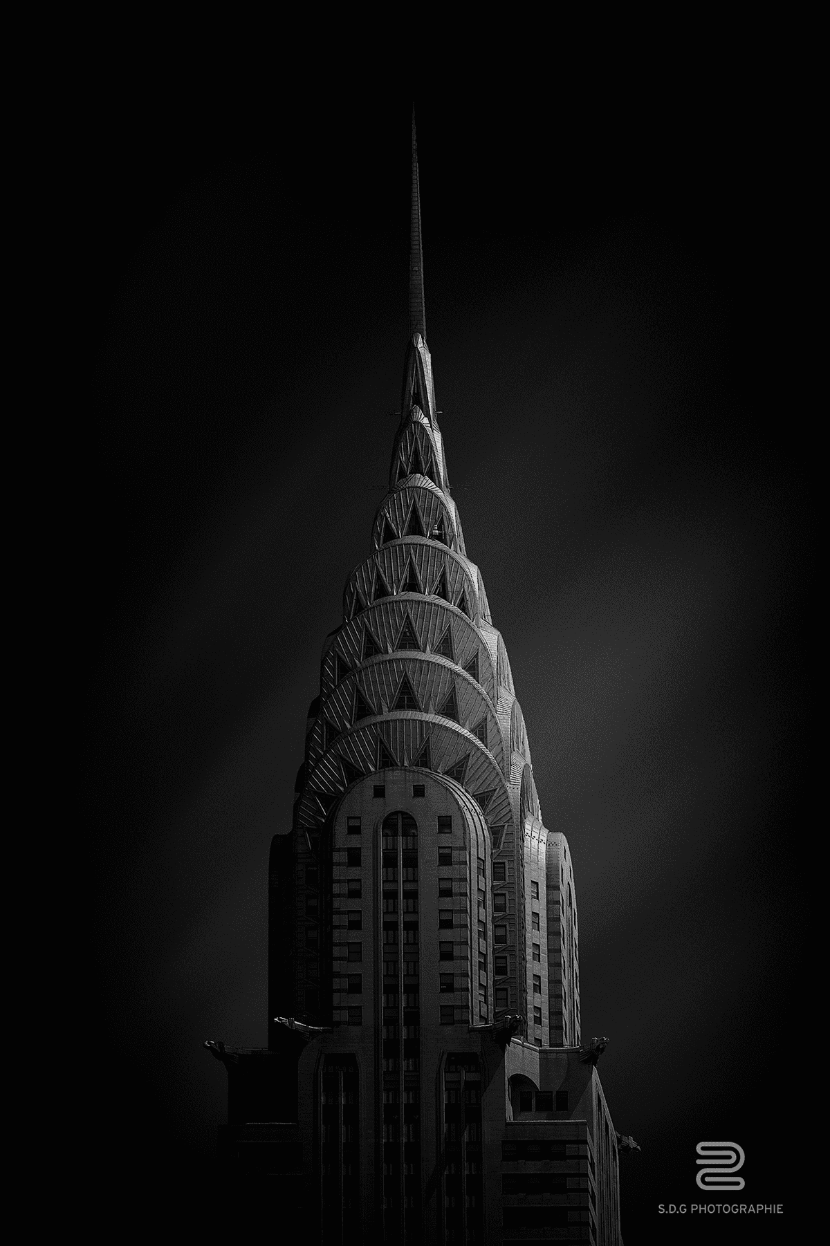 Sebastien Del Grosso Creates Moody Portraits of New York City's Architectural Icons