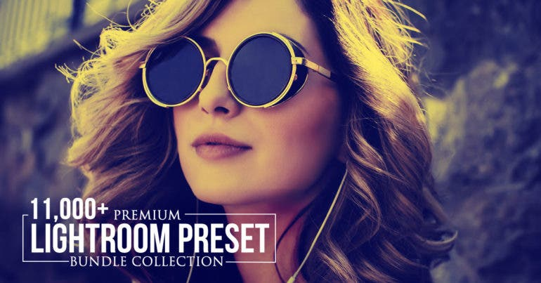 How To Get 11,000 Lightroom Presets For Just $29