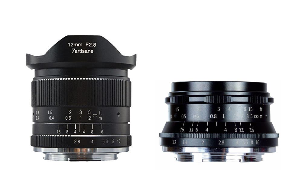 Two New 7Artisans Lenses Are Now Available