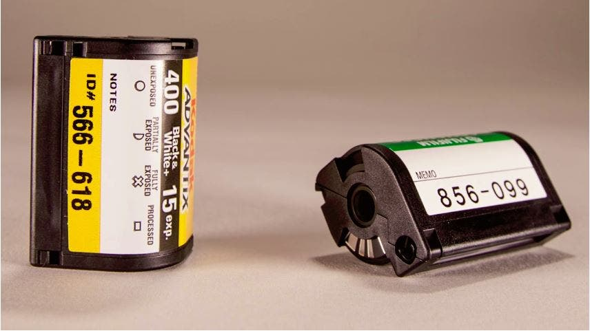 Here's Everything You Need to Know About the APS Film Format