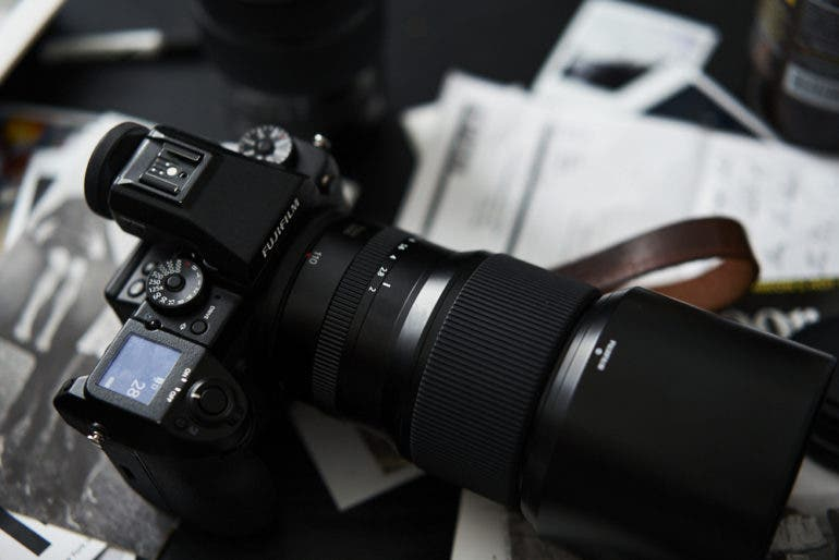 Fujifilm GF Lenses 110