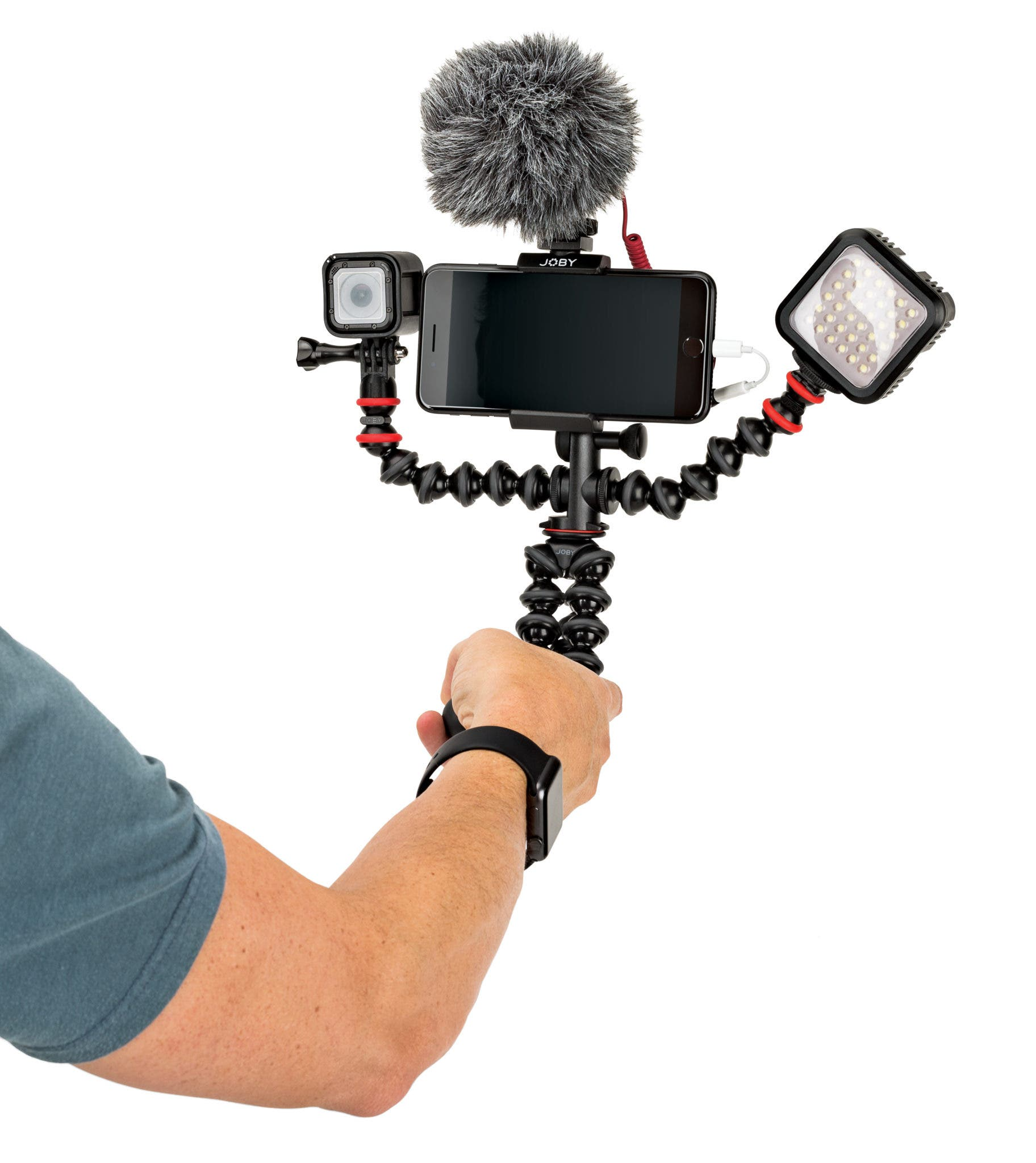 JOBY Launches GorillaPod Mobile Rig for Pro-Grade Mobile Videos