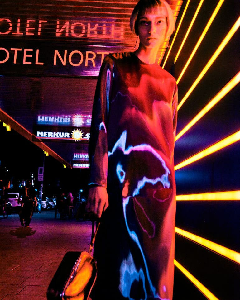 These Photographers are Doing Neon Portraiture Perfectly
