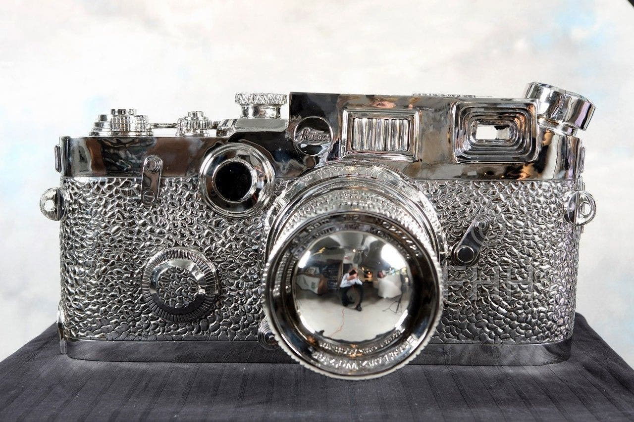 "This Very Rare ""Fake Leica"" Will Set You Back Almost $100,000"