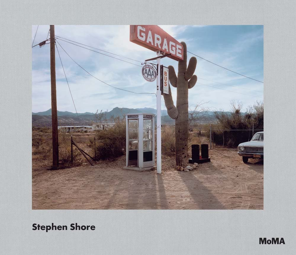 Gallery Review: Stephen Shore Retrospective at the Museum of Modern Art