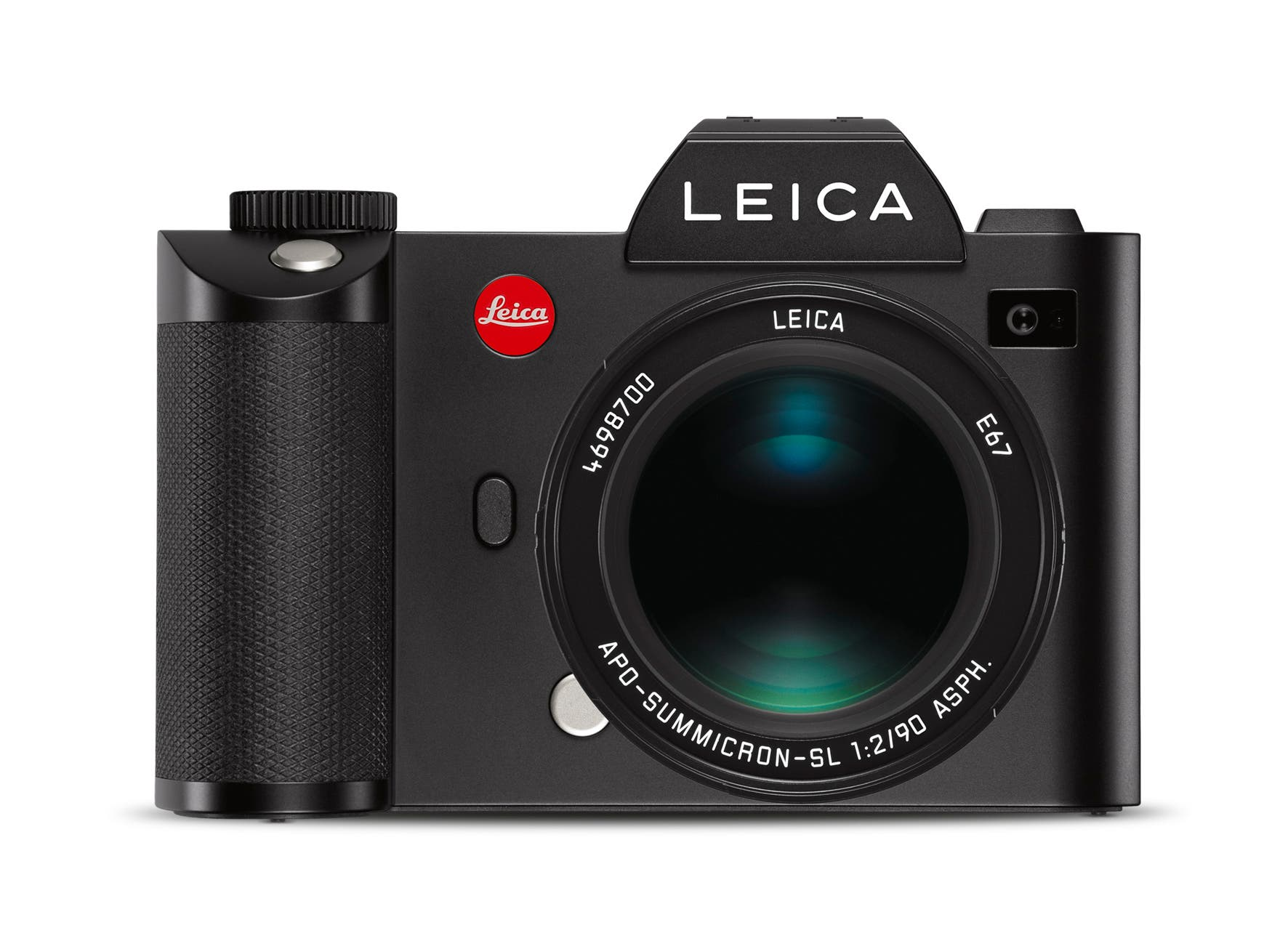 Reports State Panasonic's New Full Frame Mirrorless Camera is a Leica
