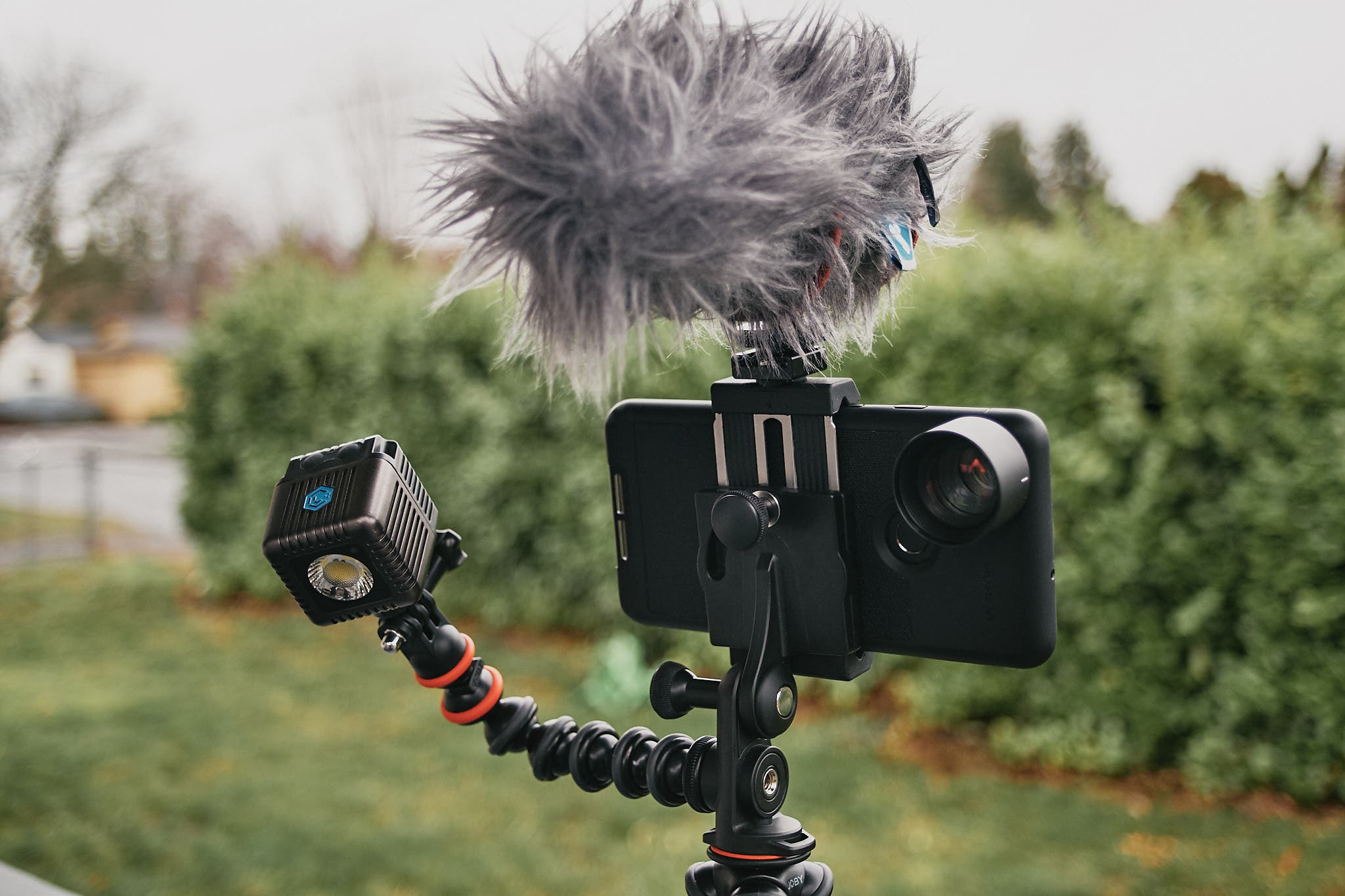 REVIEW: Joby Gorillapod Mobile Rig