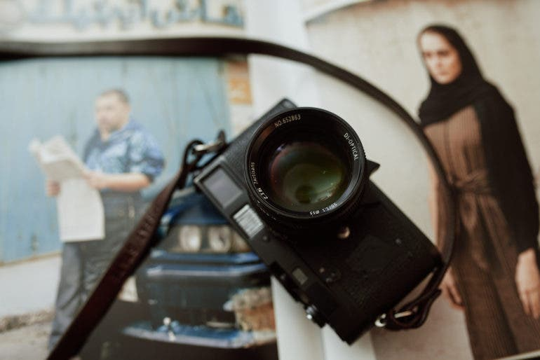 Lens Review 7artisans 50mm F1 1 Leica M Mount And Used