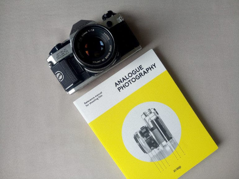 Analogue Photography Reference Manual: A Tome for Film Photographers