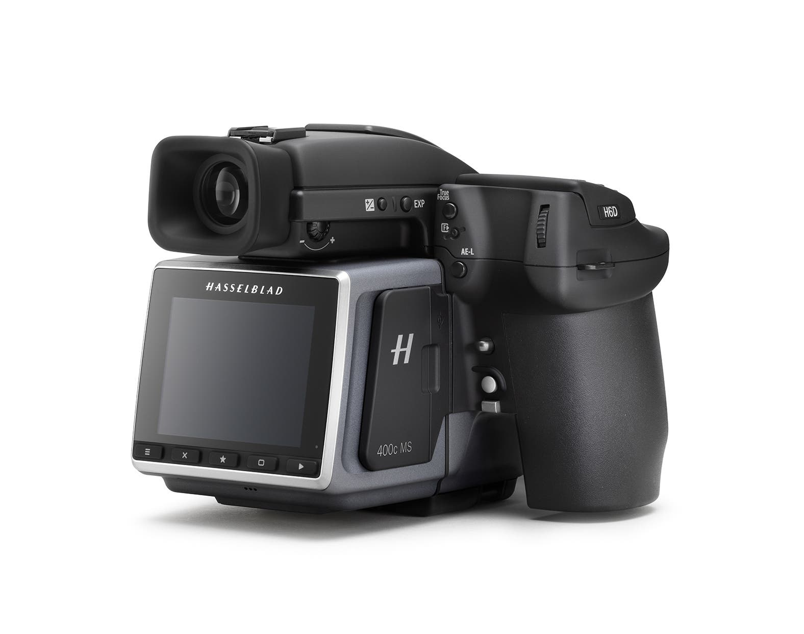 The Hasselblad H6D-400C Can Shoot Up to 400 Megapixels