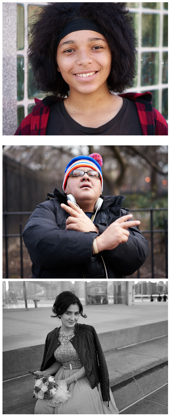 Tutorial: How to Shoot Portraits of Total Strangers