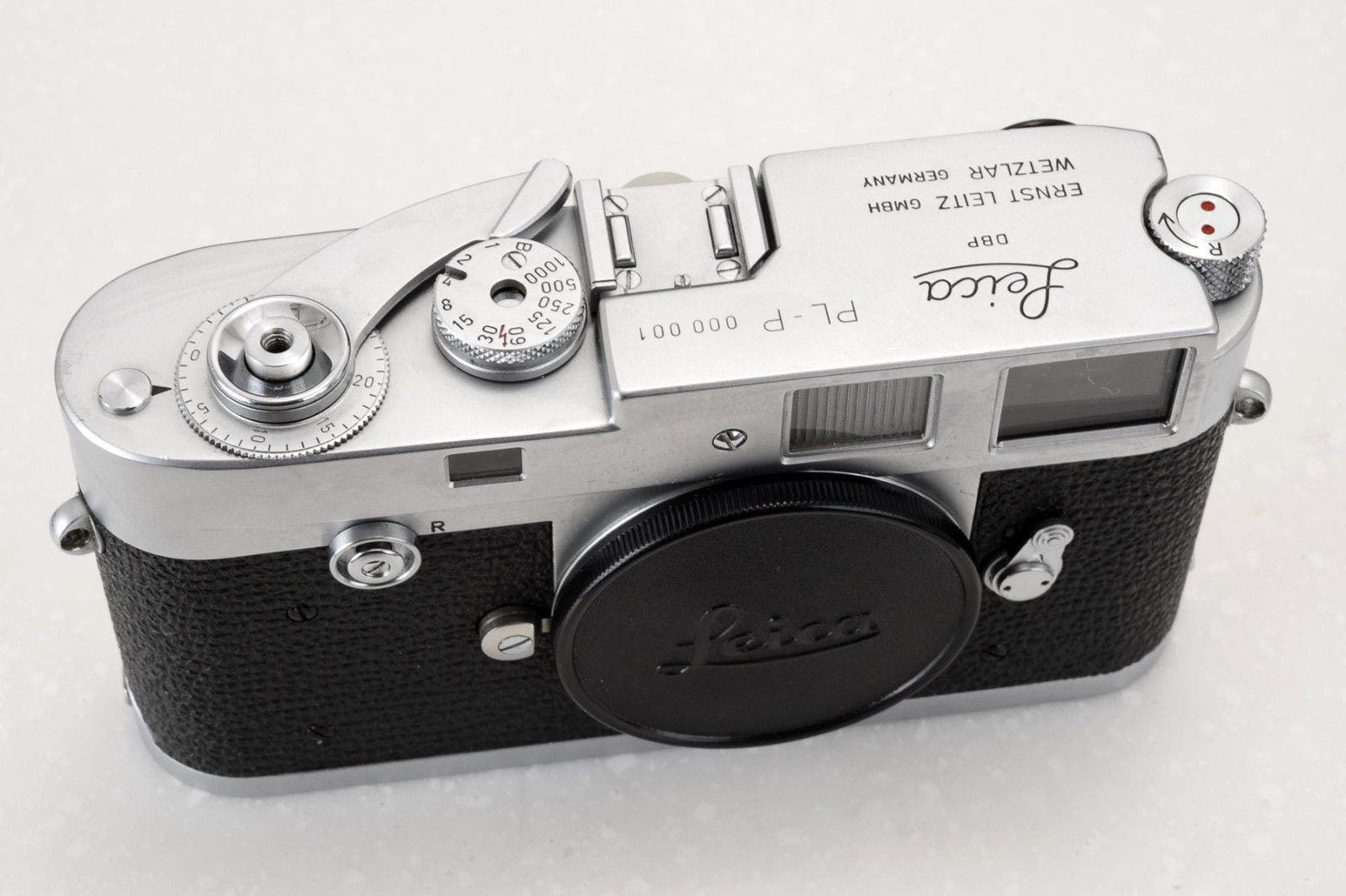 "Here's Your Chance to Own a ""Bargain"" Leica M2 Prototype"