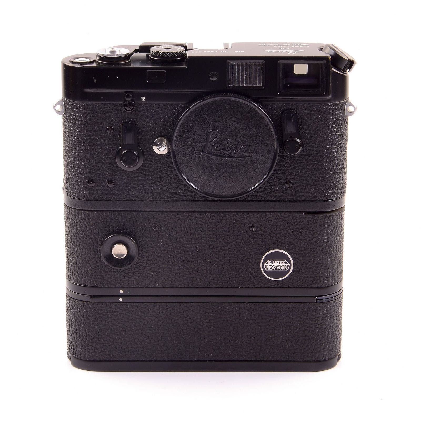 A Rare Military-Issued Leica M4 M is Up for Grabs on ebay