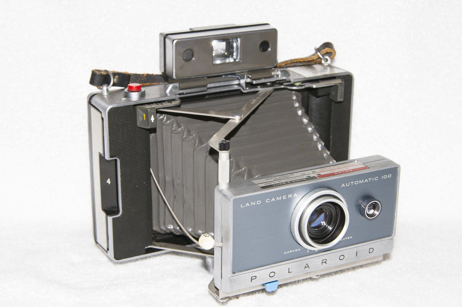 This Polaroid 100 Land Camera Prototype is Going for an Insane Price