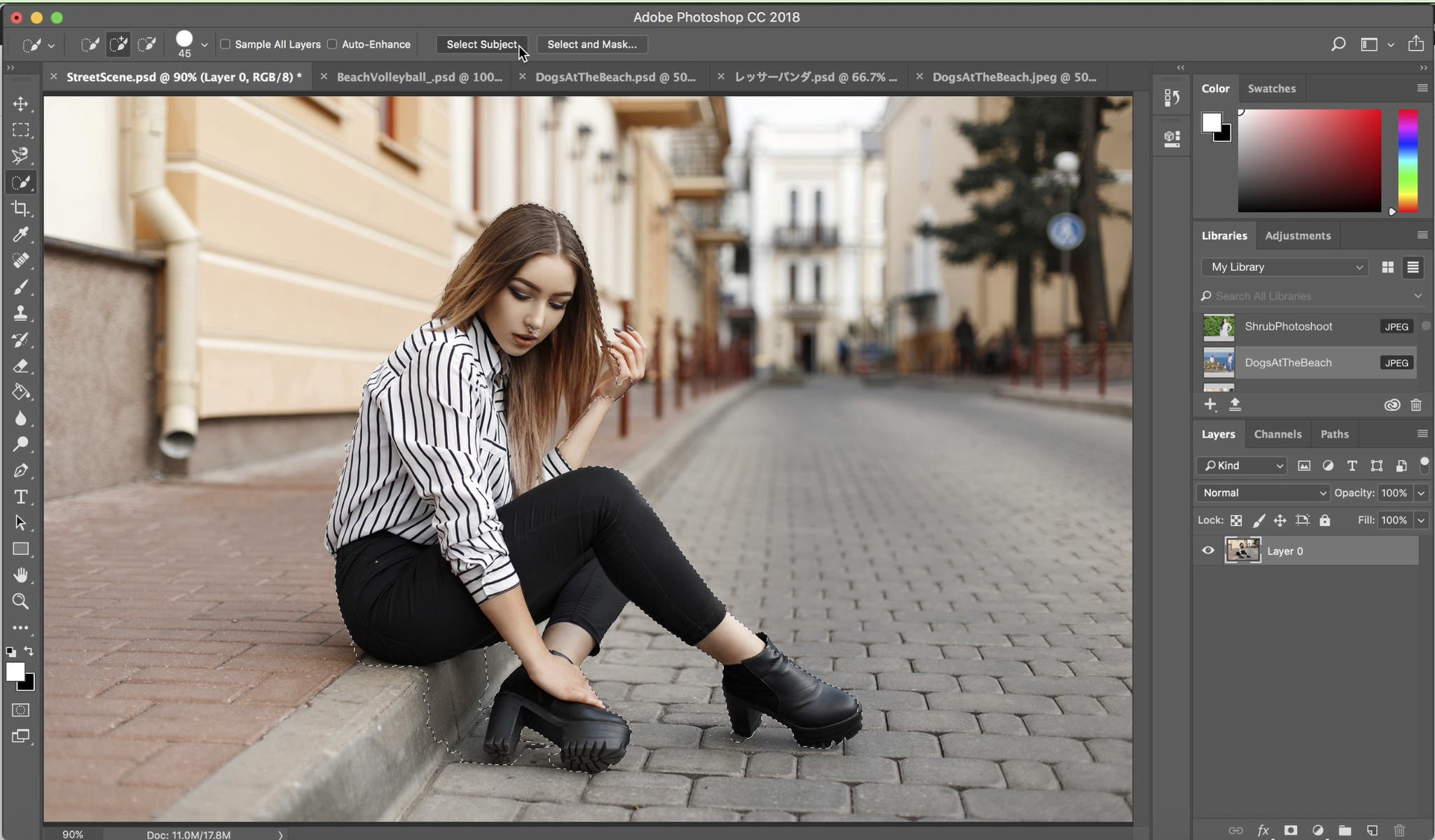 Adobe Looks To Make Your Selections as Easy as One-Click In Latest Photoshop CC Update
