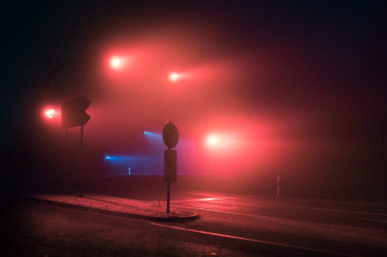 """How Andreas Levers Does His Beautiful """"At Night"""" Series of Photos"""
