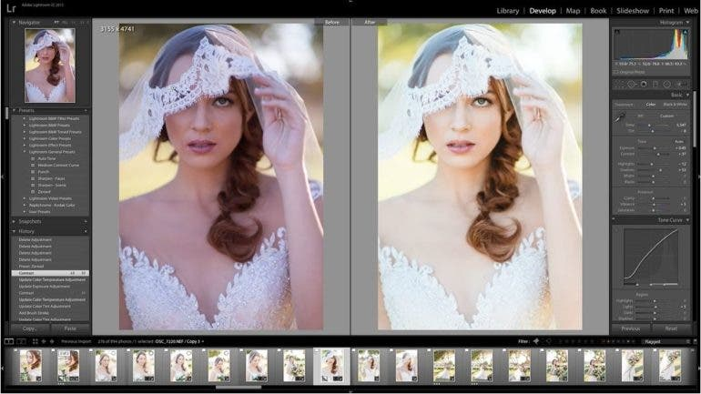 How to Give Your Portraits a Light and Airy Look on Lightroom
