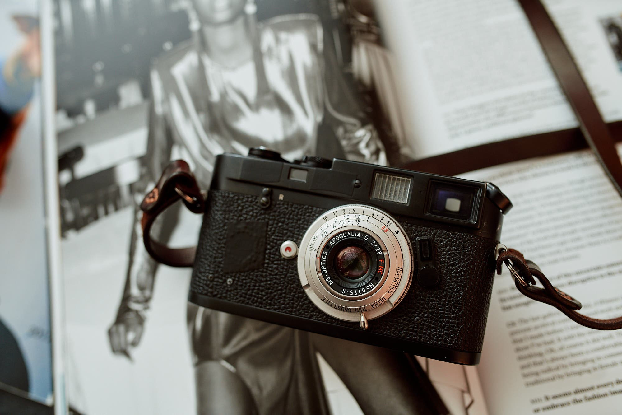Vintage Camera Review: Leica M4-P (Leica M Mount)
