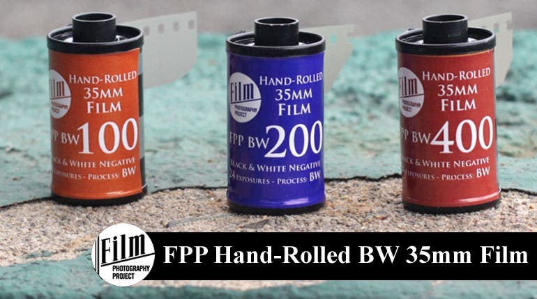 Film Photography Project Introduces New Line of Hand-Rolled Films