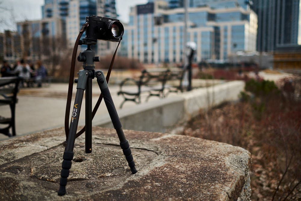 Cheap Photo: The Vanguard VEO 2 235CB Tripod w/Ball Head Is Only $109!