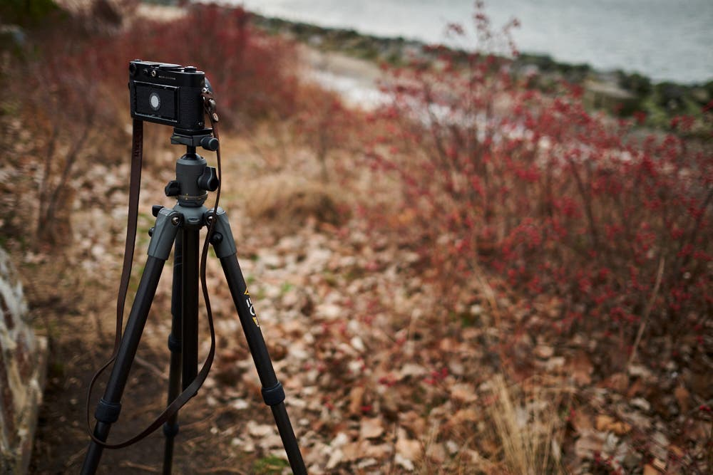 Review: VEO2 235CB Tripod (a Great Tripod for the Traveller)