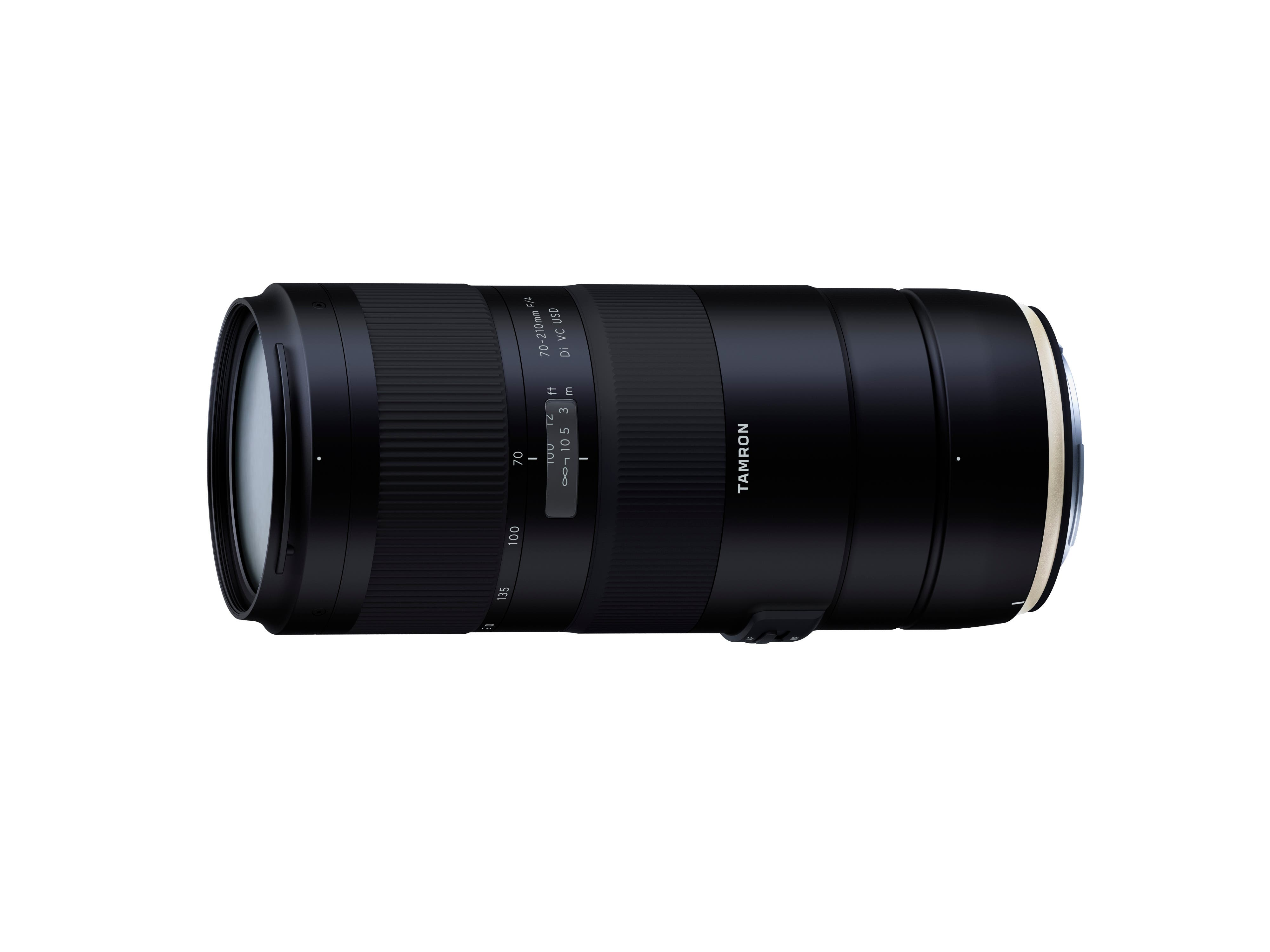 The Tamron 70-210mm F4 Di VC USD is Coming for Canon and Nikon DSLRs