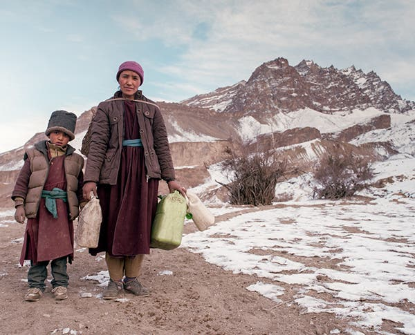 Nandakumar Narasimhan's Photo Diary is a Peek Into Himalayan Winters