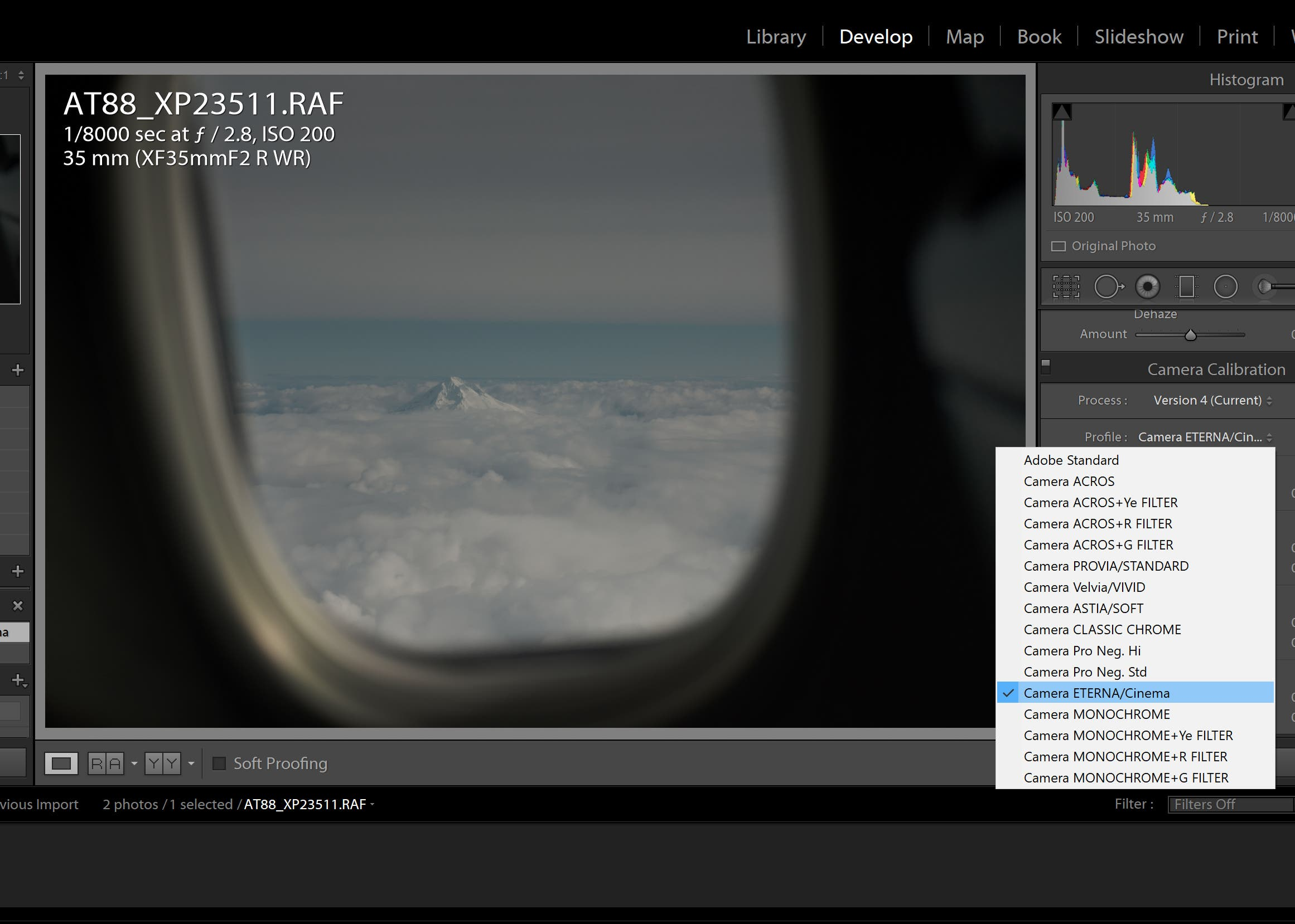 Use this Hack To Trick Lightroom Into Letting You Use The New Fujifilm Eterna Film Simulation