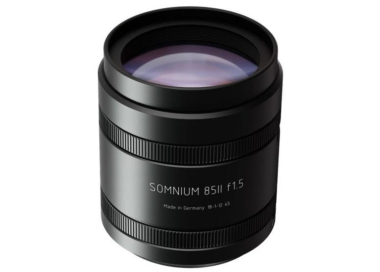 Meyer Optik Now Taking Pre-Orders On Their New Somnium II 85mm F1.5