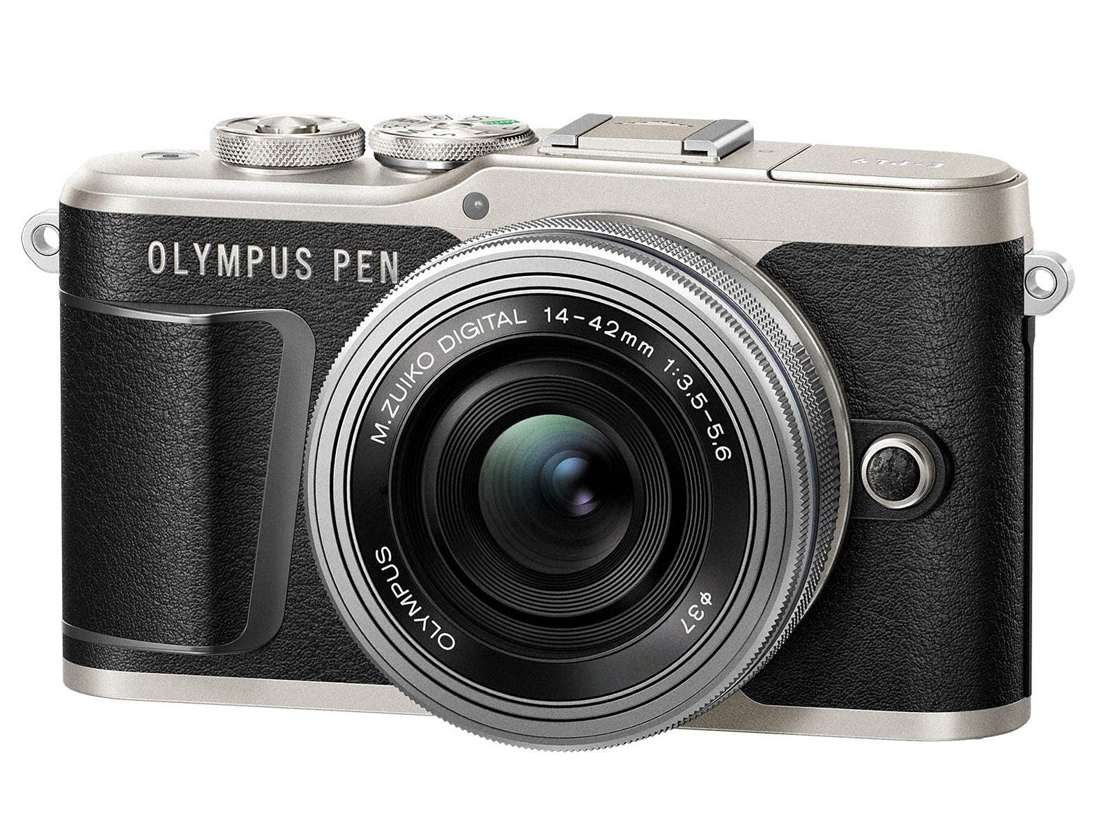 The New Olympus E-PL9 Features an Instant Film Art Filter