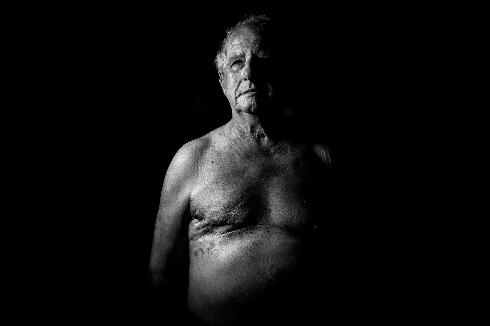 Jose Ferreira Documents the Unique Battle of Men Against Breast Cancer