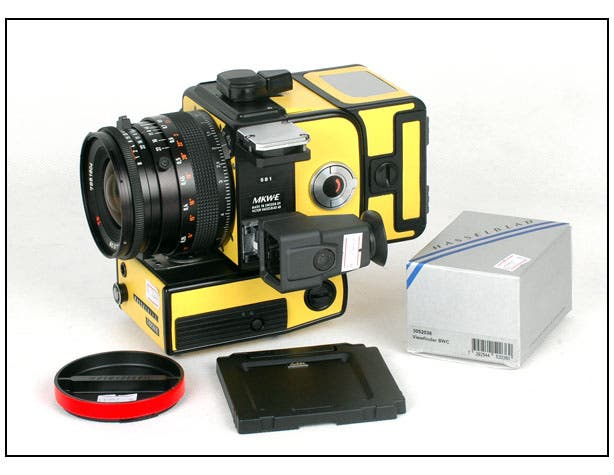 This Very Rare Hasselblad MKWE Was Apparently Made for NASA