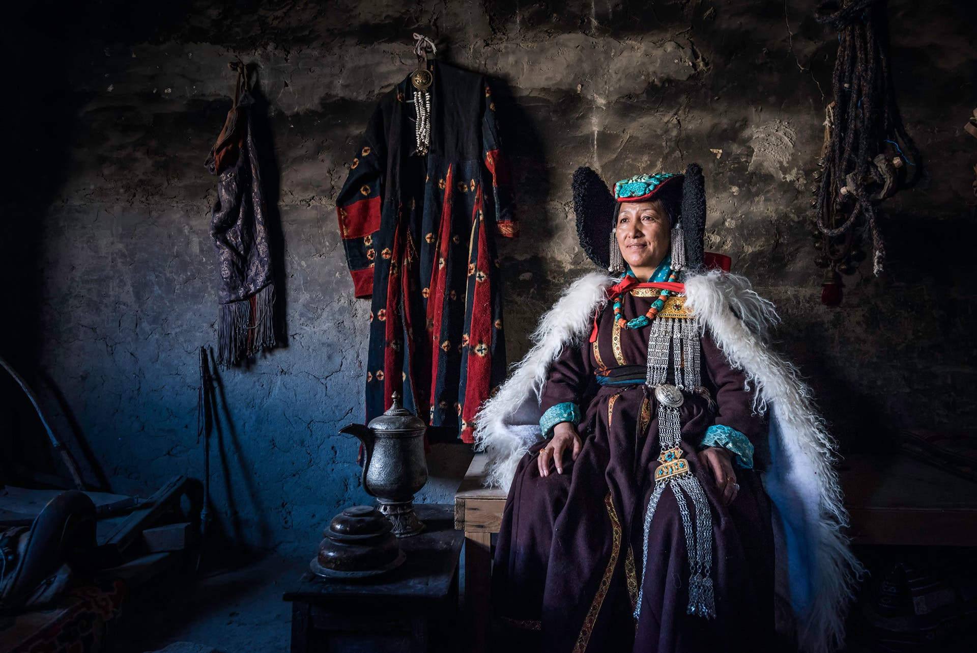 Manish Lakhani's Ladakh Portraits Give an Intimate Peek at Life in the Indian Himalayas
