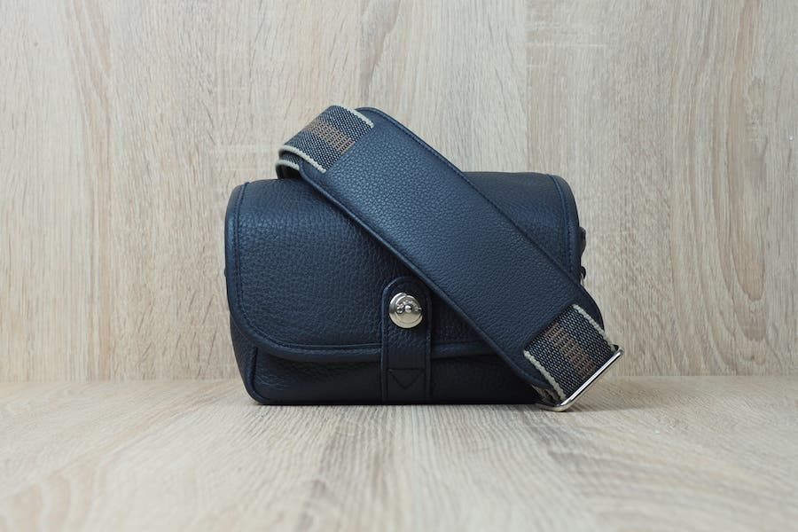 The Oberwerth Charlie is Both a Camera Bag and an Insert; Don't Ask Us Why…