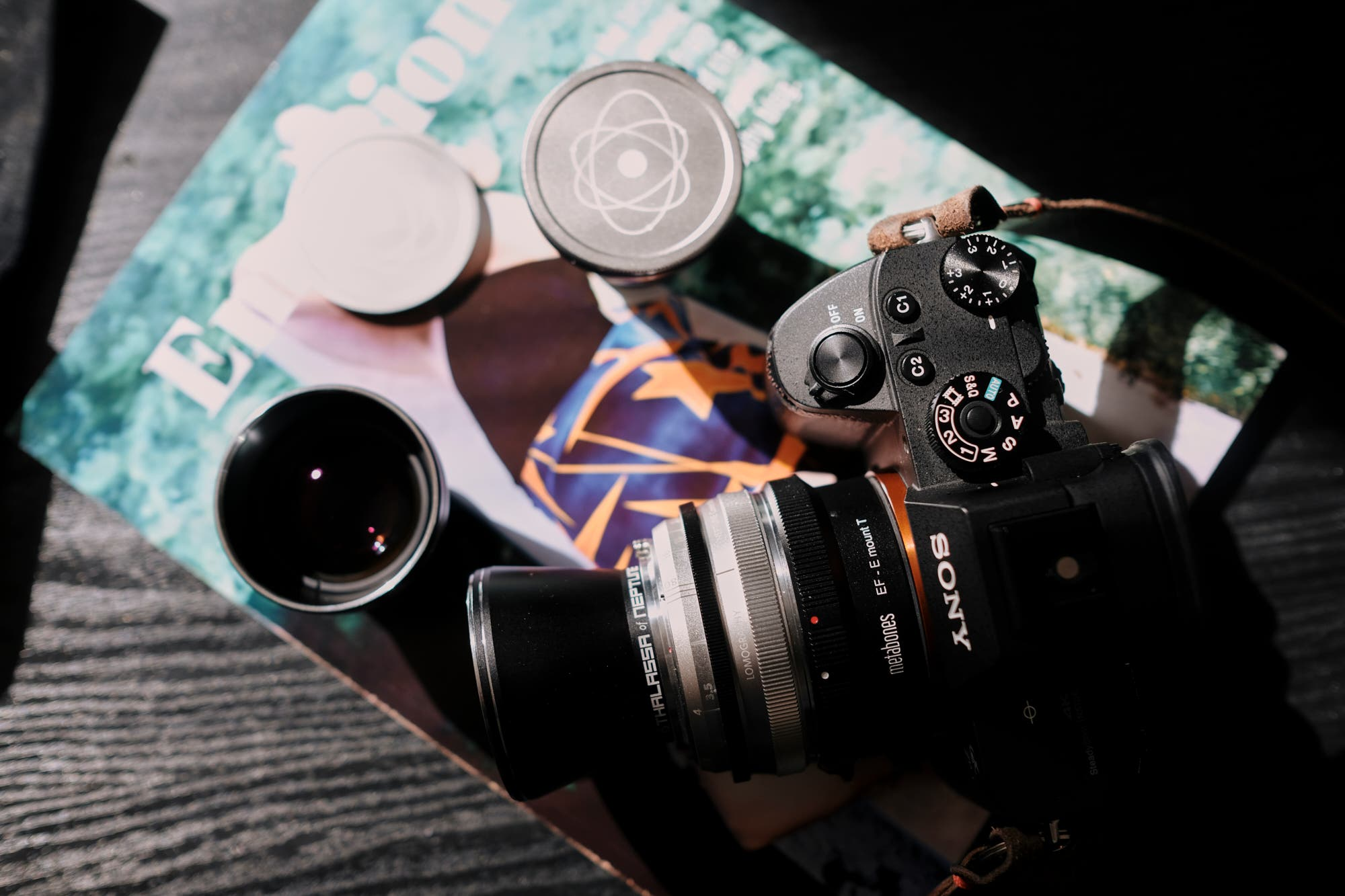 Review: Lomography Neptune Lenses (Canon EF Mount Adapted to Sony FE)