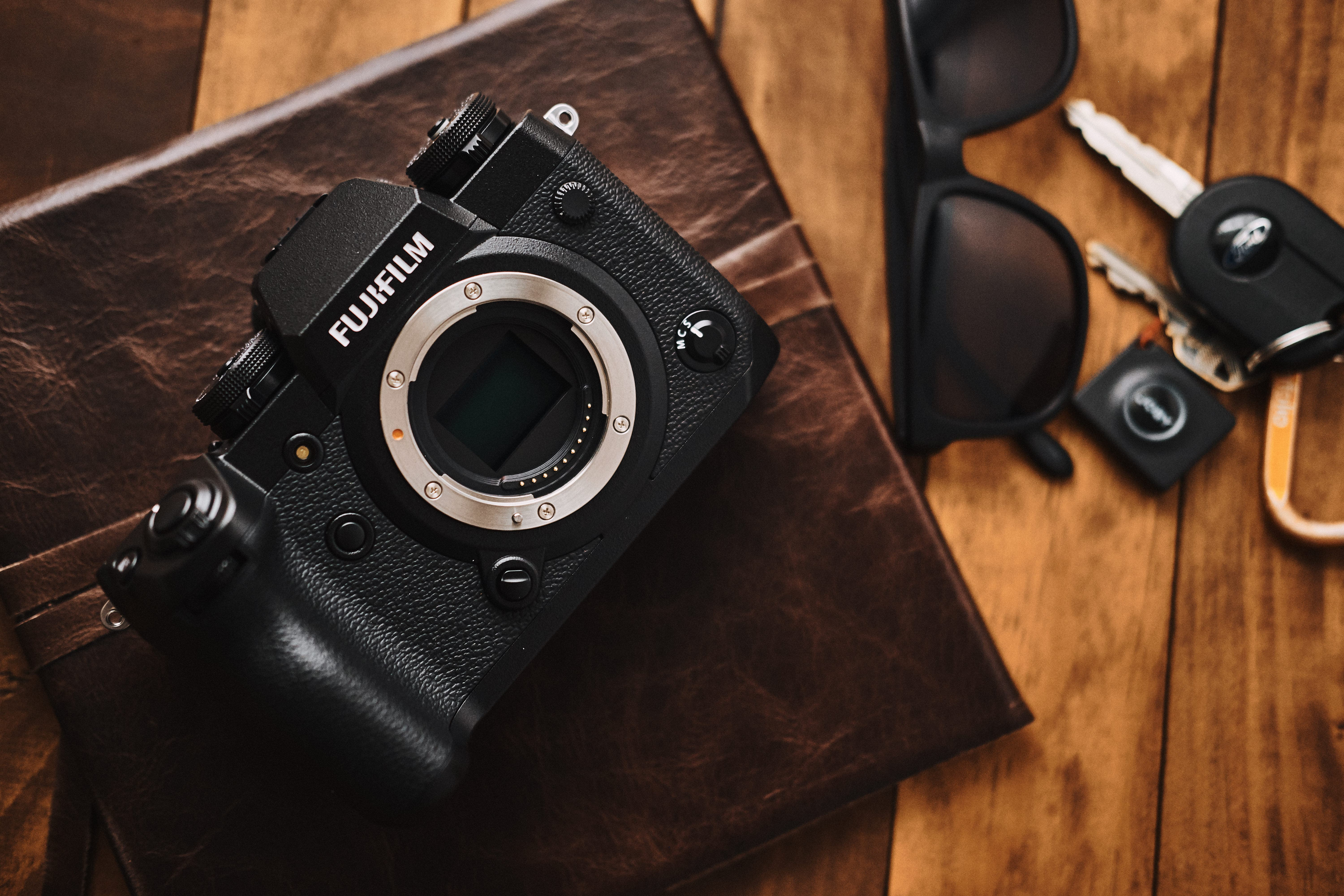 I Was Wrong About the Fujifilm XH1