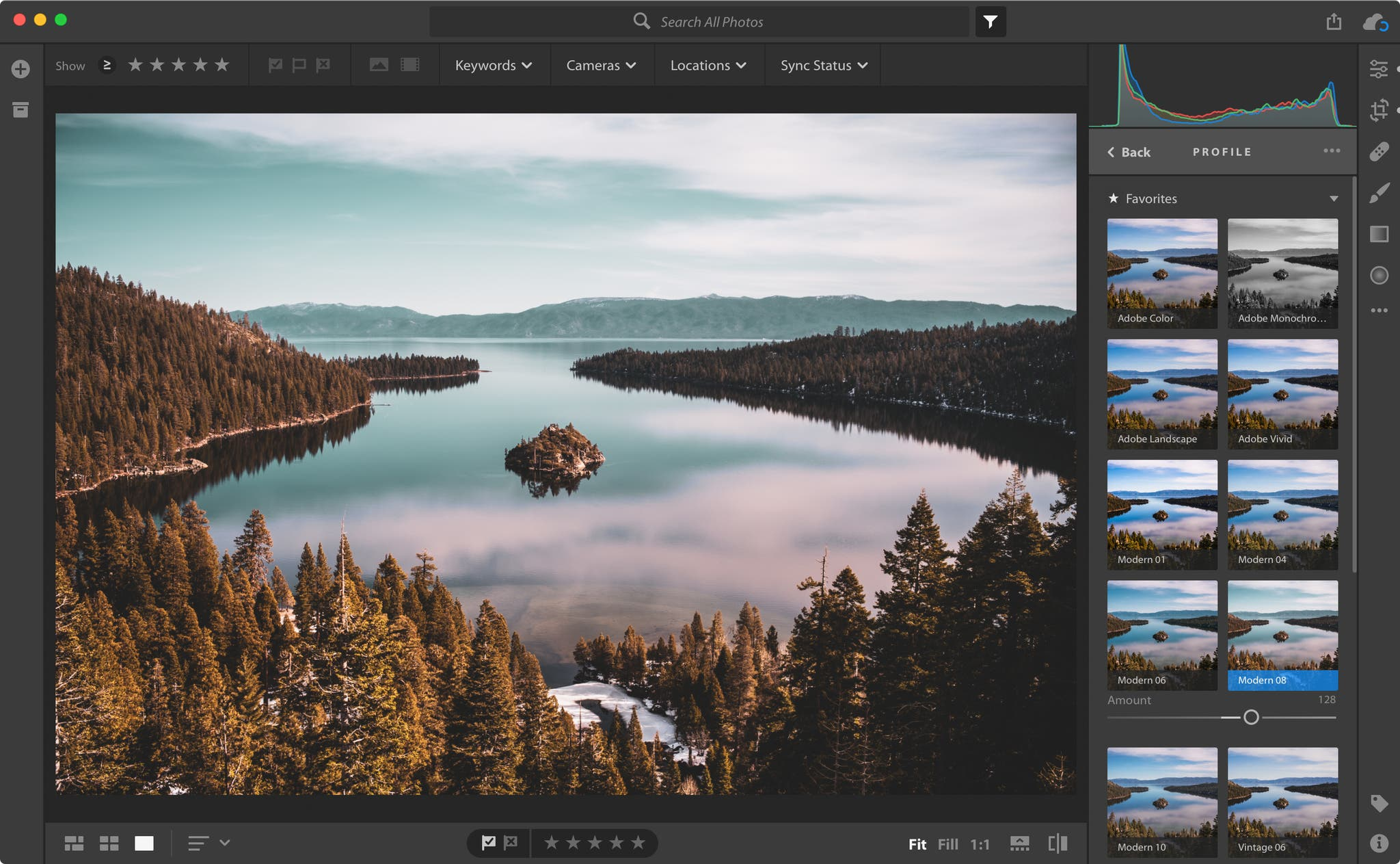 Adobe Lightroom's Latest Update Changes Camera Profiles and Your Presets