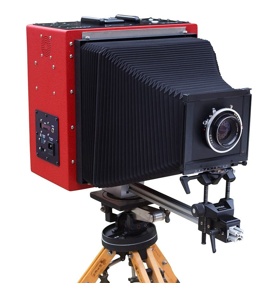 The World's First 8×10 Large Format Digital Camera is Yours for $106,000