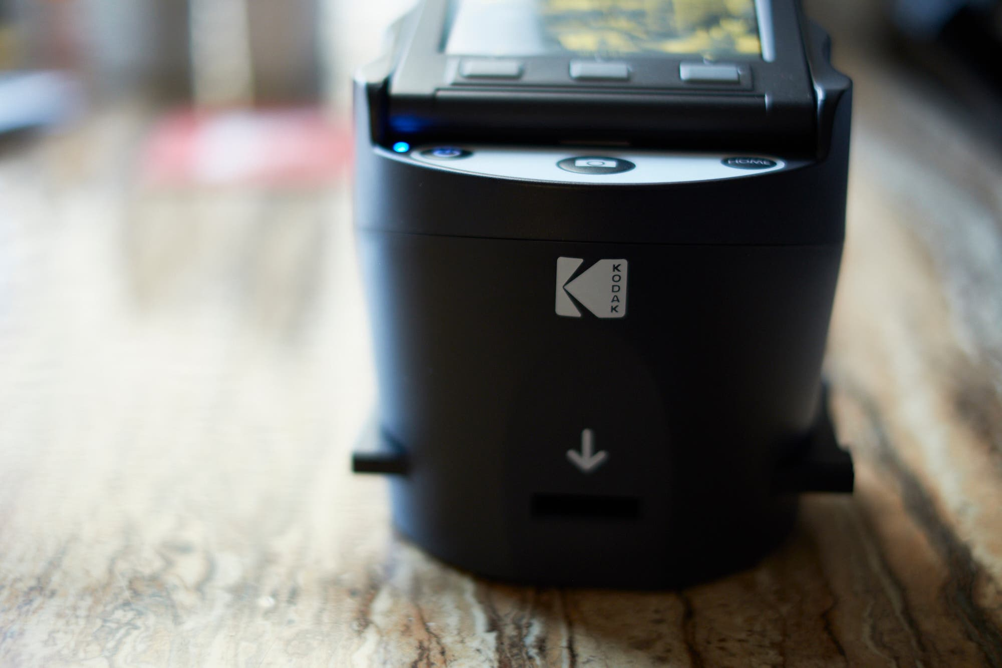 Film Scanner Review: Kodak Scanza (The Quick Scanner With
