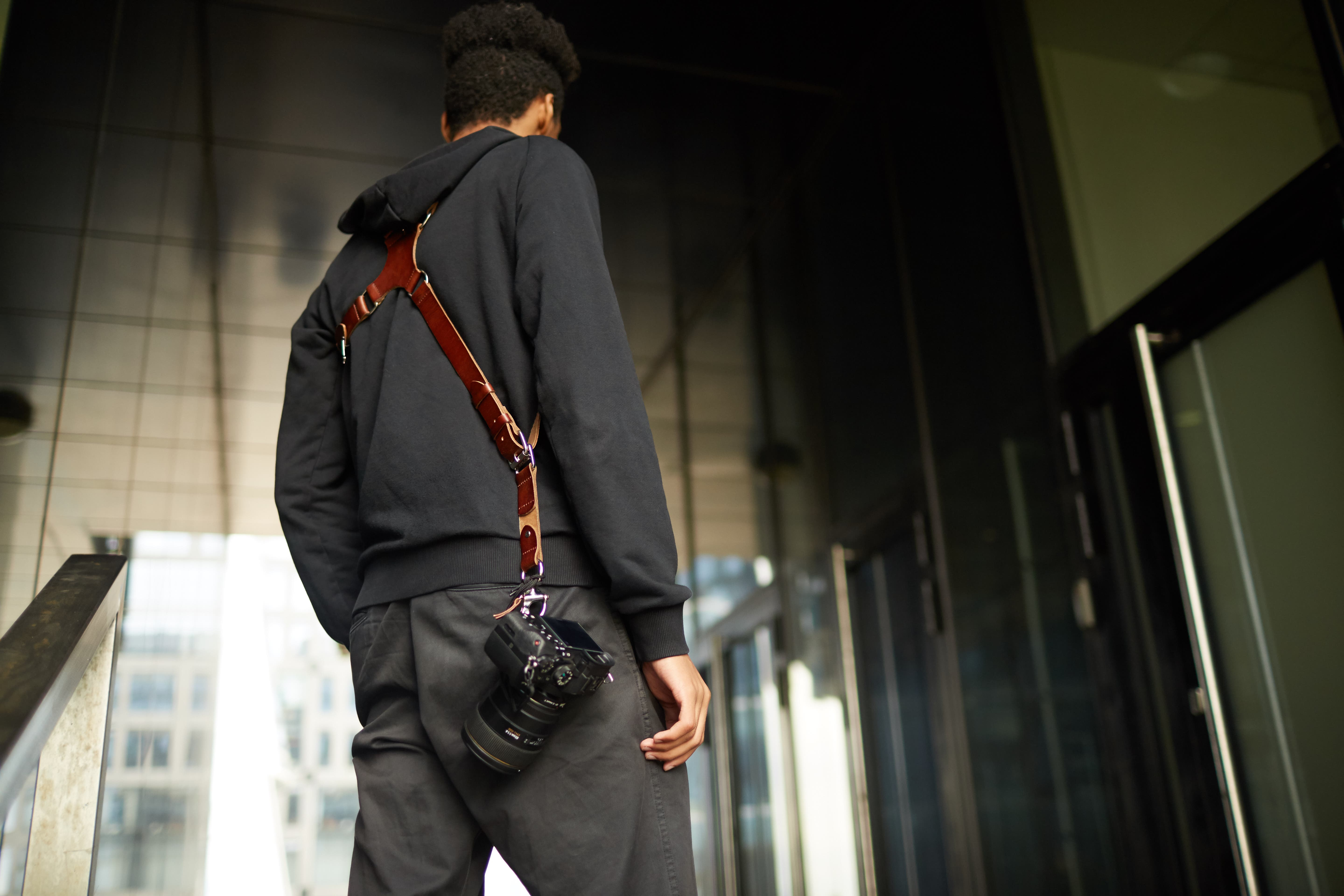 The Fotcase Harness Strap Pledges to Be Comfortable and Stylish