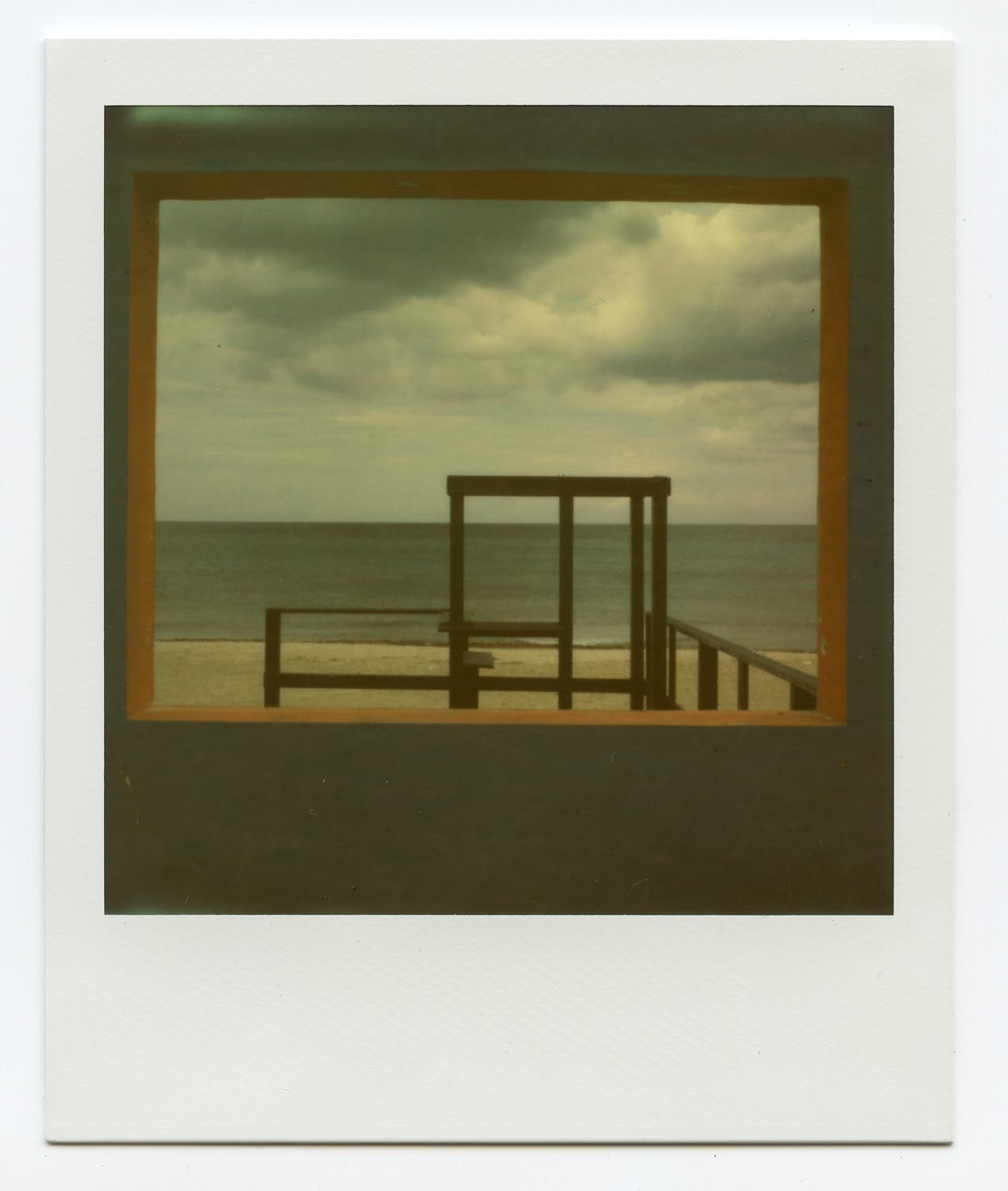Lorenzo Papadia Explores Impermanence Using a Polaroid SX-70
