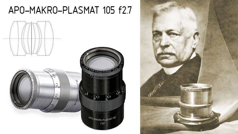 The Meyer Optik APO-Makro Plasmat 105mm f2.7 Has 15 Aperture Blades
