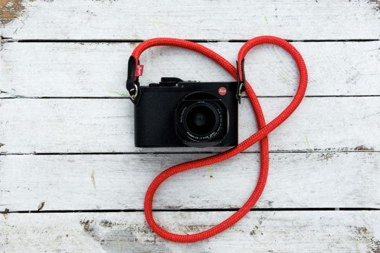 The Gorgeous Stroppa Flat Camera Strap Won\'t Help Your GAS