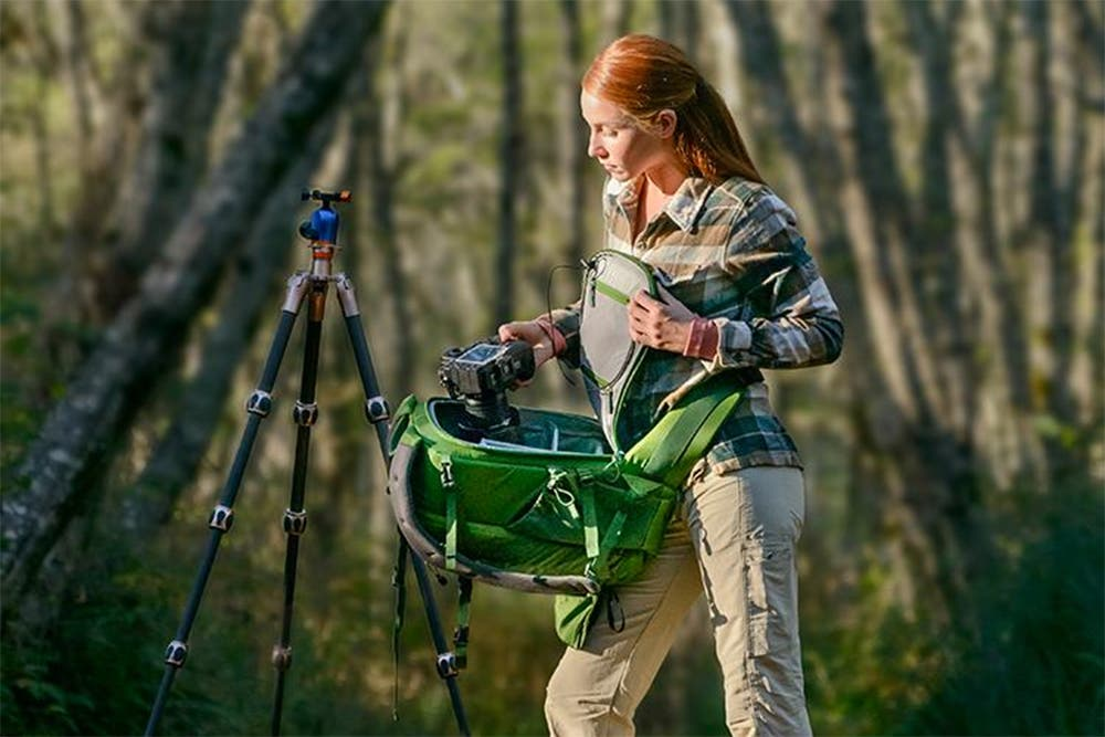 Mindshift Gear Evolves Line with New Backlight 18L Backpack
