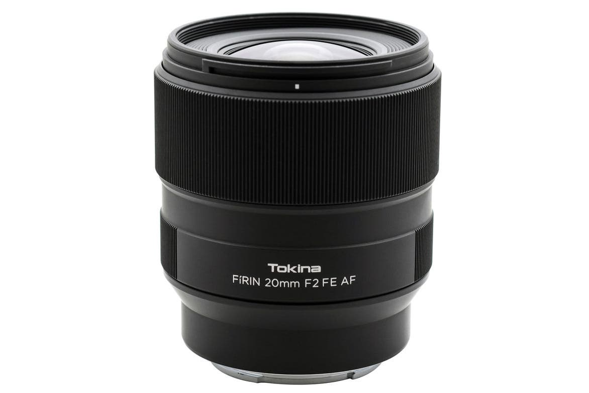 Tokina FiRIN 20mm F2 AF FE US Official Pricing and Availability Unveiled