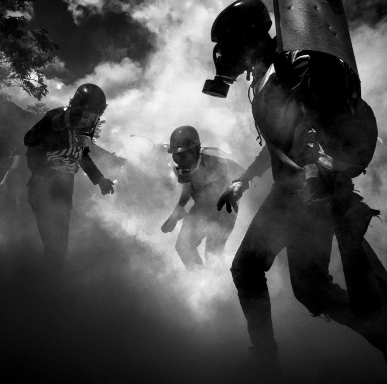 Rise Up: A Look at Photographers Documenting Protests