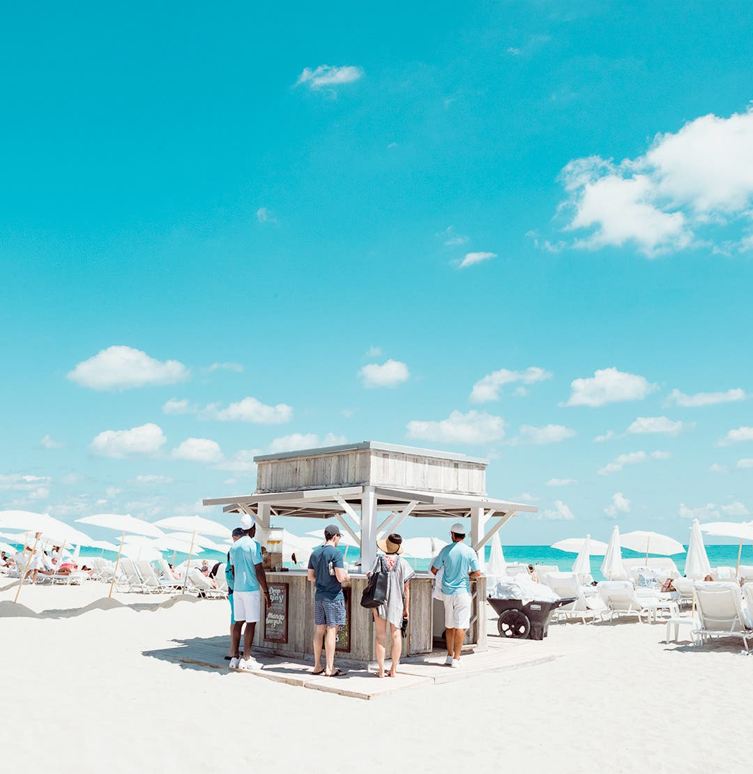 David Behar Showcases the Many Faces of Miami Beach Cabanas