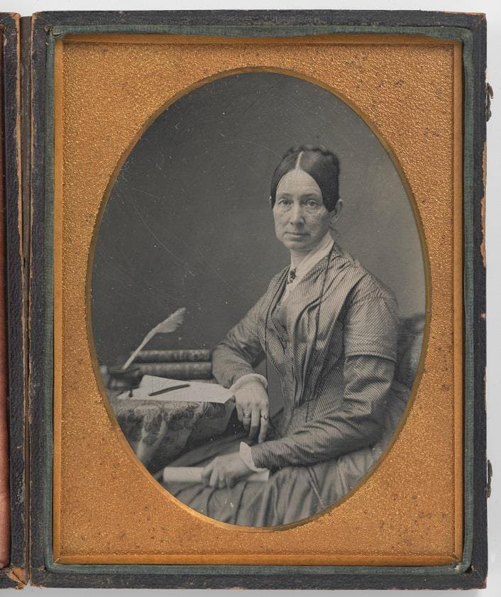 National Portrait Gallery's 50th Anniversary Exhibit Celebrates Daguerreotype